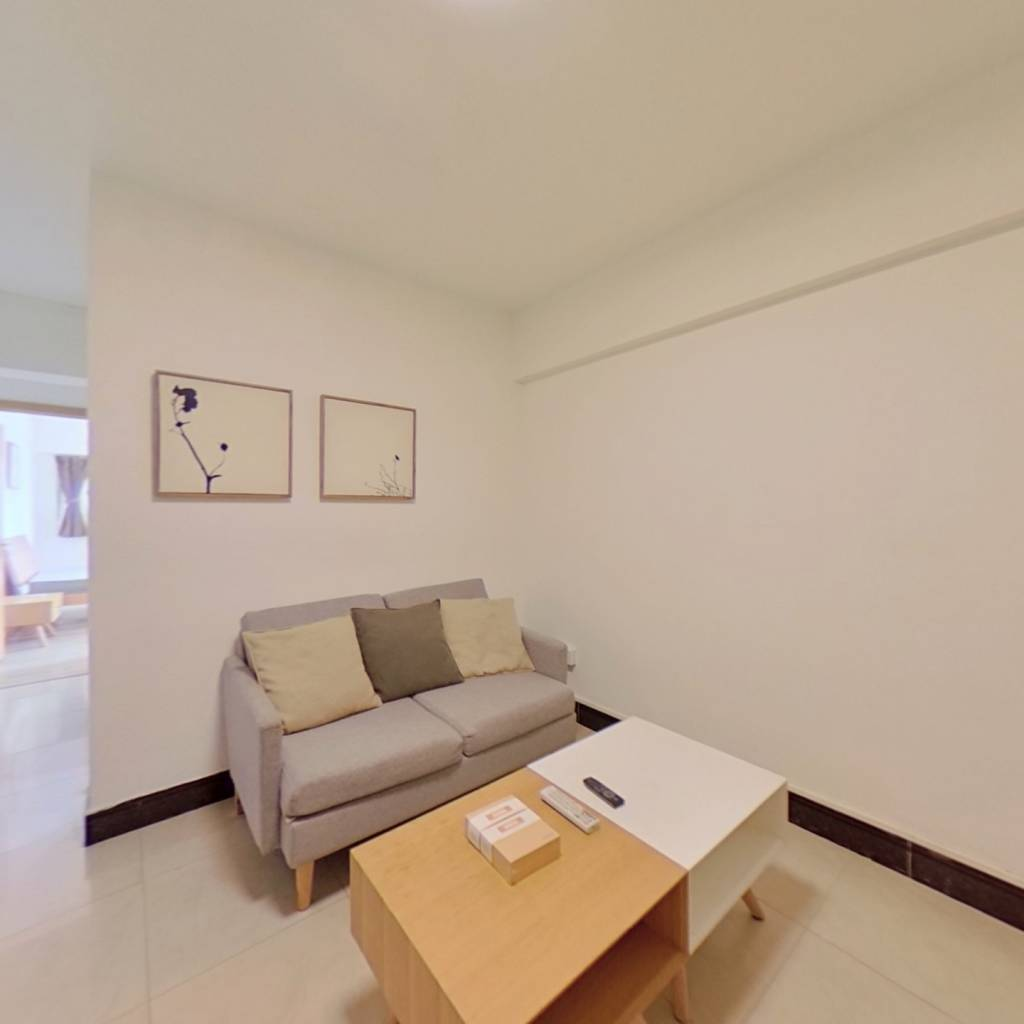 整租·新光城市广场 1室1厅 东卧室图