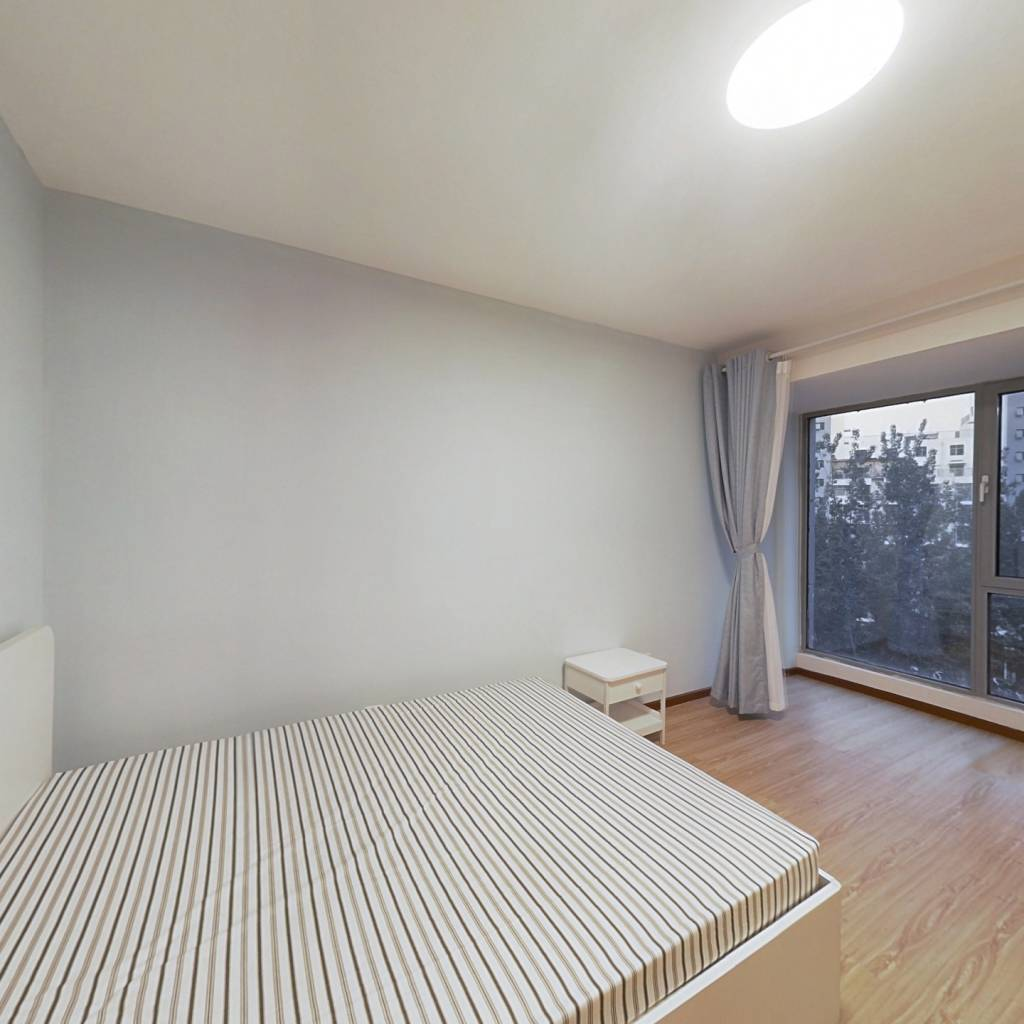 整租·京贸国际城西区 2室1厅 南卧室图