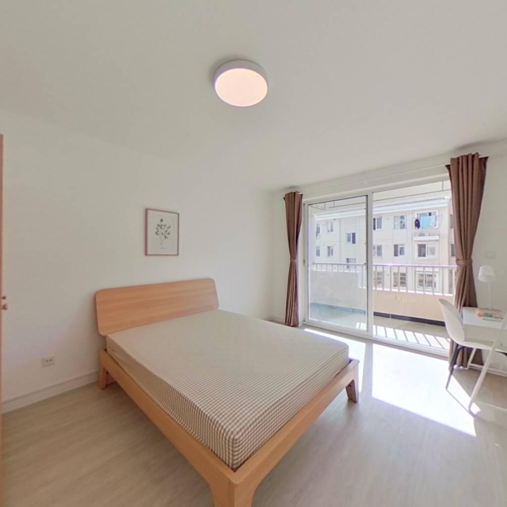 合租·华欣家园 4室1厅 北卧室图