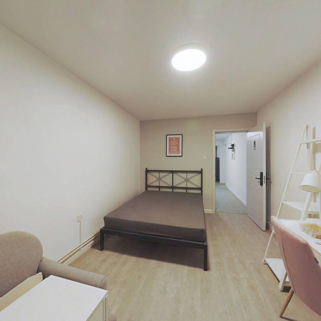 合租·金冠里 2室1厅 南卧室图