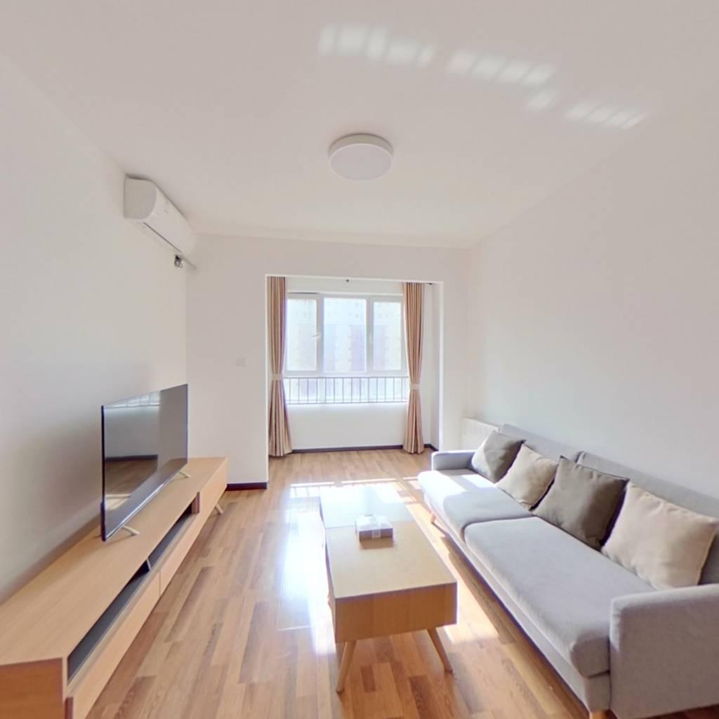 整租·安河家园 2室1厅 南卧室图