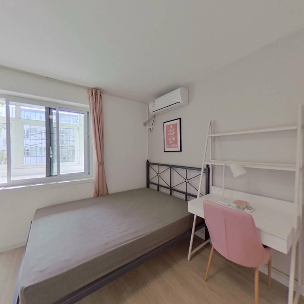 合租·小关东街 3室1厅 北卧室图