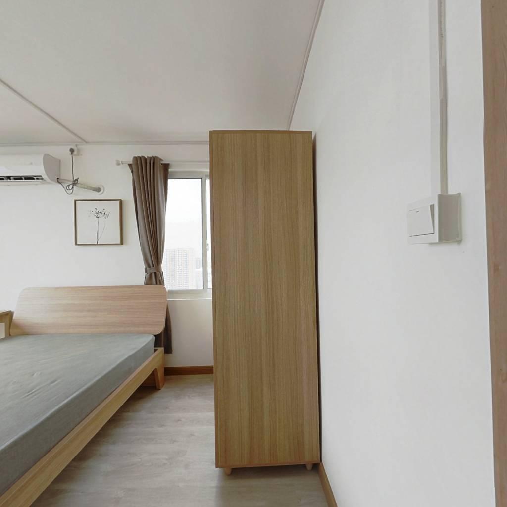 整租·茅台花苑 2室1厅 西南卧室图