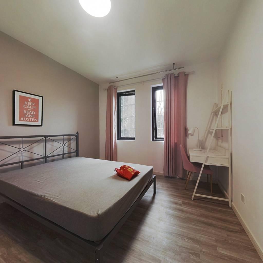 合租·白金海岸 3室1厅 南卧室图