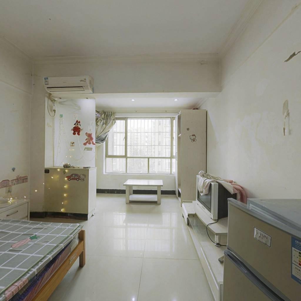 金茂精英现代城一期 1室1厅 南