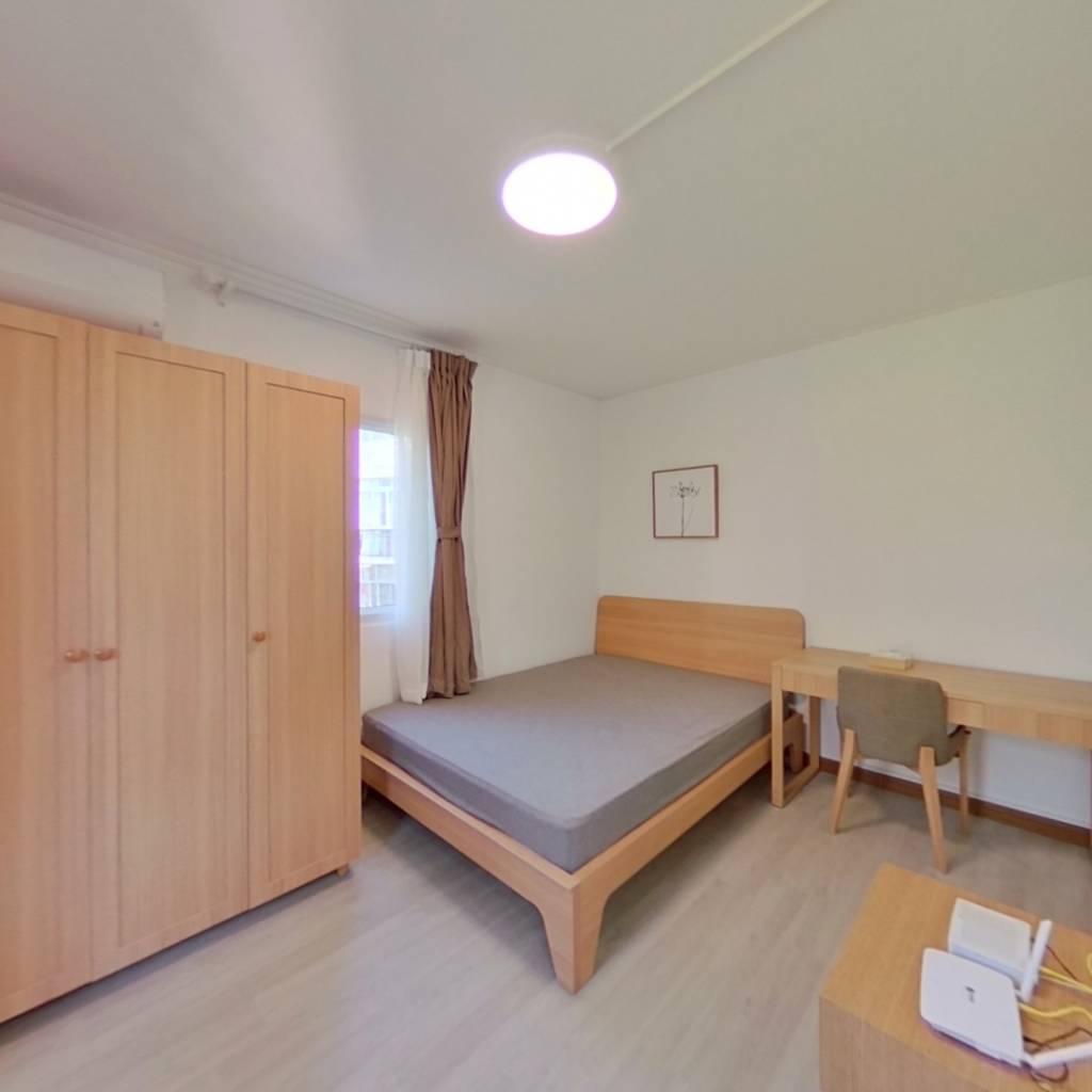 整租·控江路1200弄 1室1厅 北卧室图