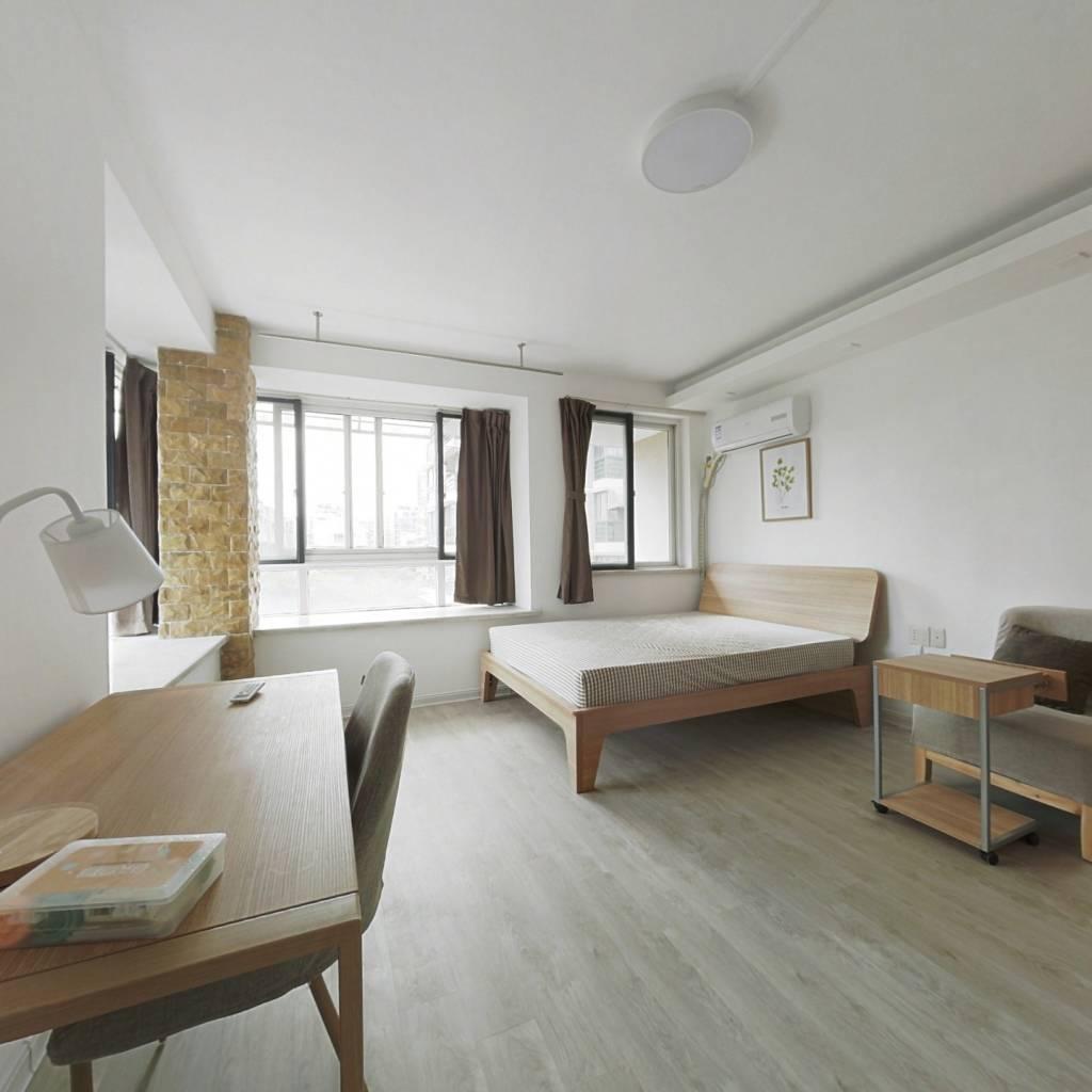 合租·政苑小区 4室1厅 西卧室图