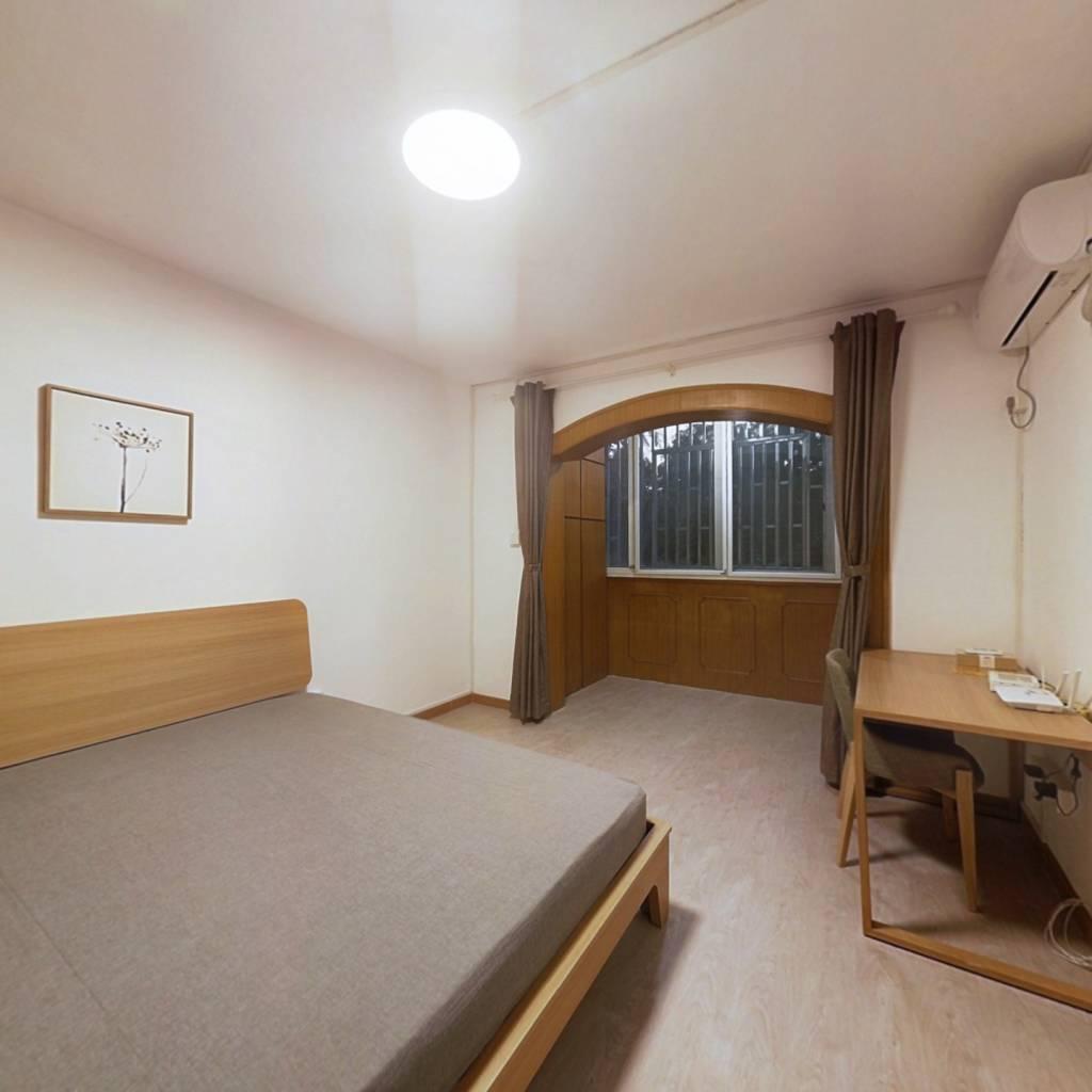 整租·蓝高小区 1室1厅 南卧室图