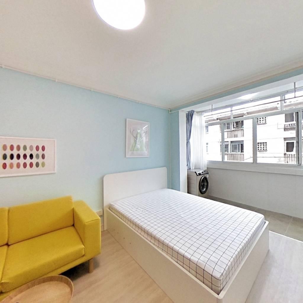 整租·零陵路289弄 2室1厅 南卧室图
