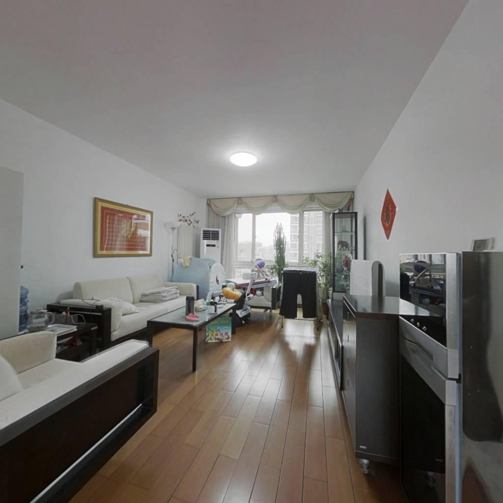 优质大两居室南北通透户型,满五唯一住宅,诚心出售