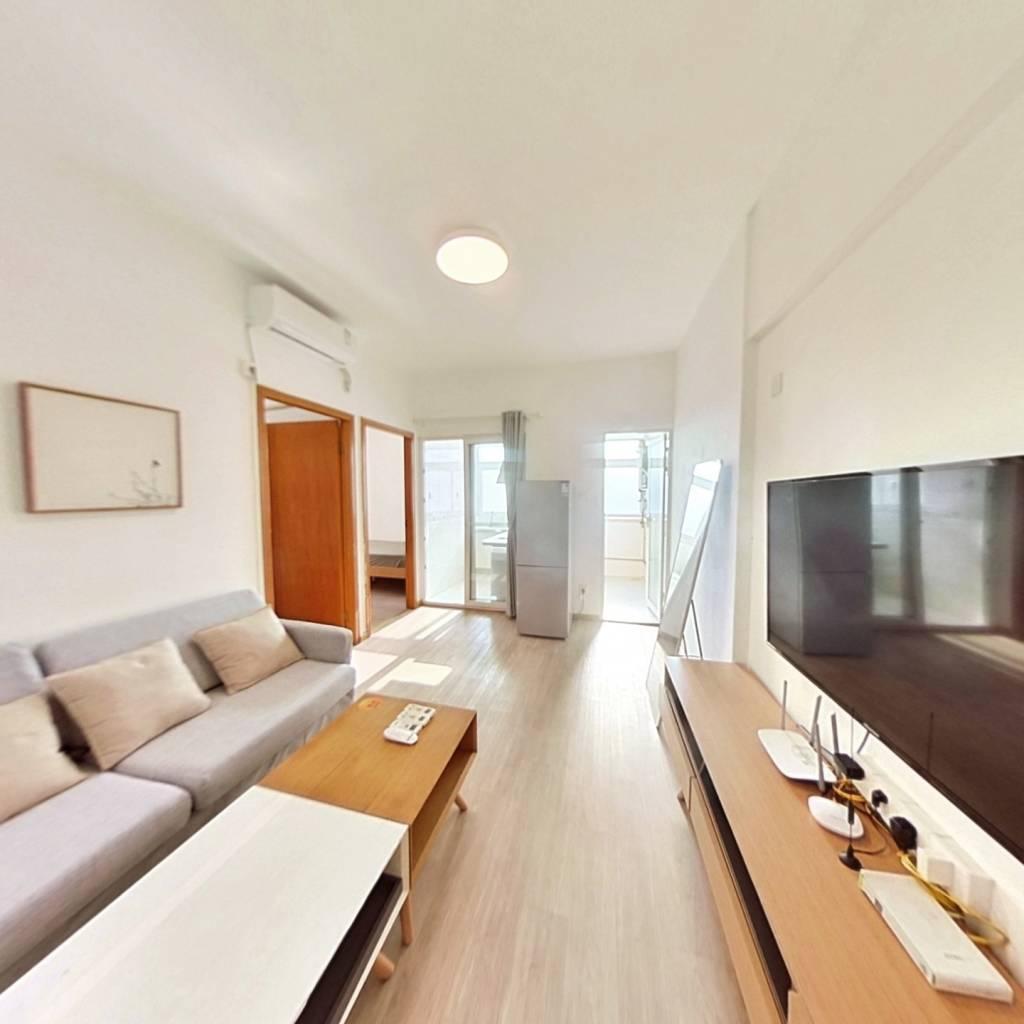 整租·金海岸大厦 2室1厅 北卧室图
