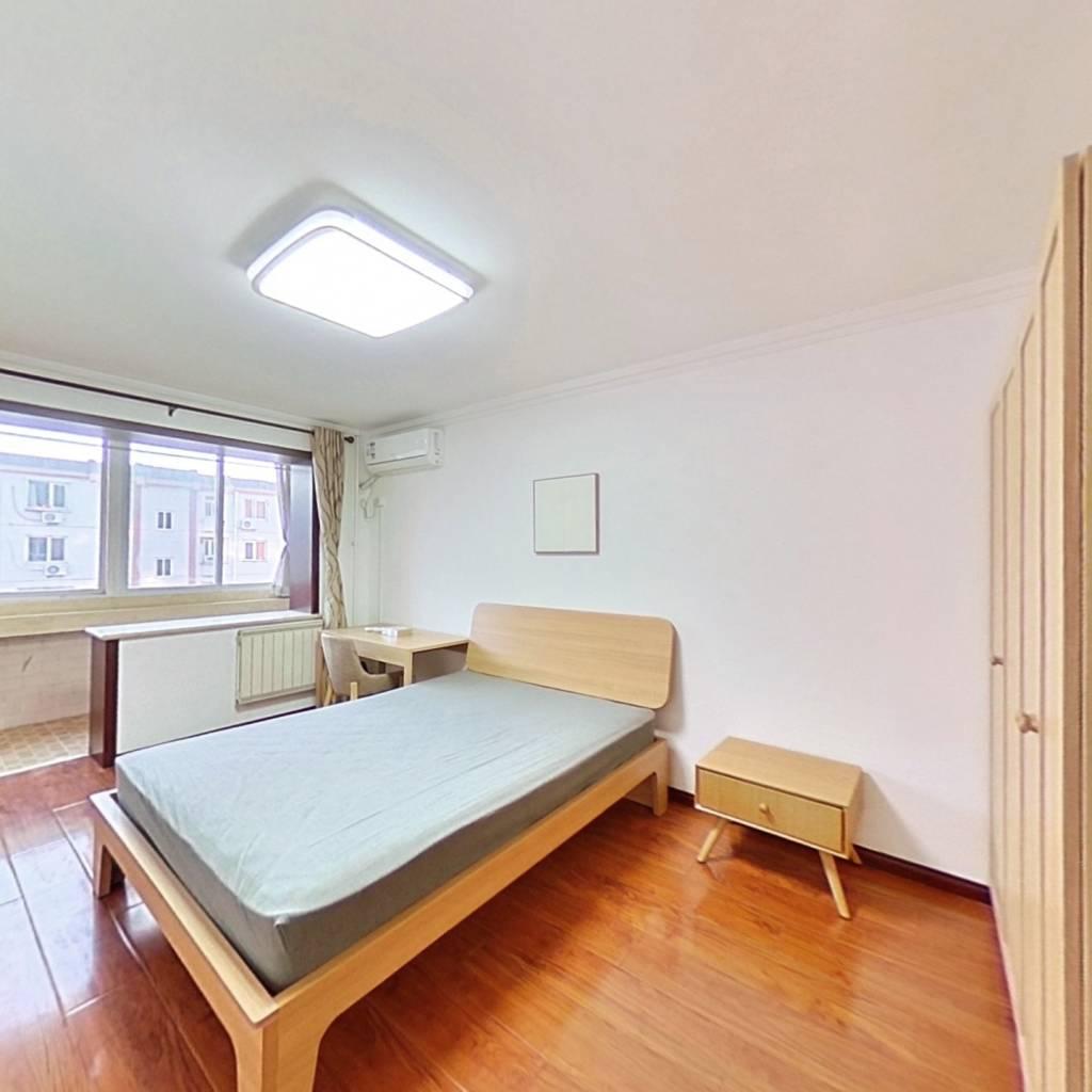 整租·二里庄小区 2室1厅 南卧室图