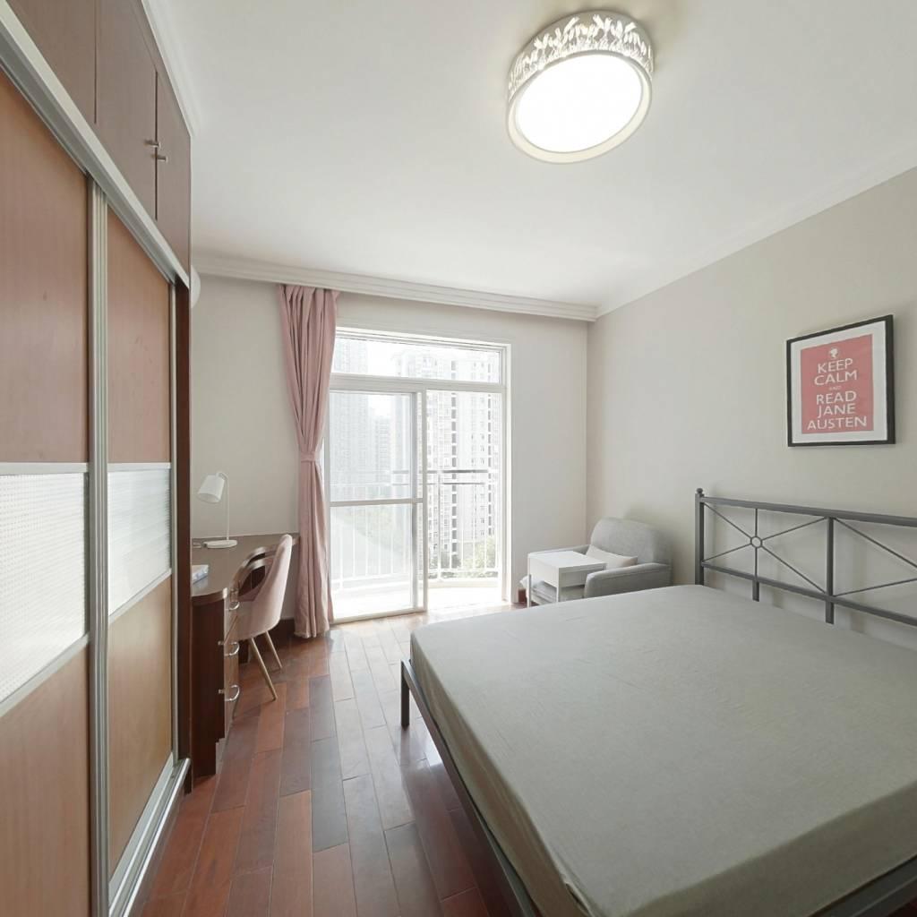 合租·安顺星苑 4室1厅 南卧室图