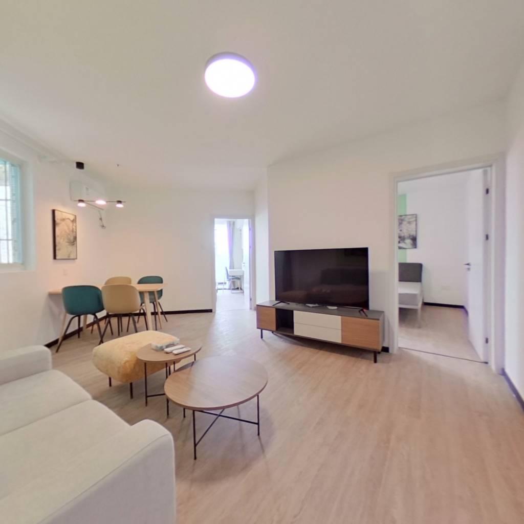 整租·双泉公寓 2室1厅 卧室图