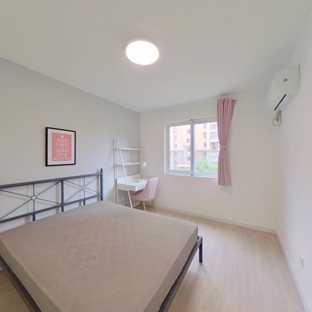 合租·瑞和明庭西区 3室1厅 南卧室图