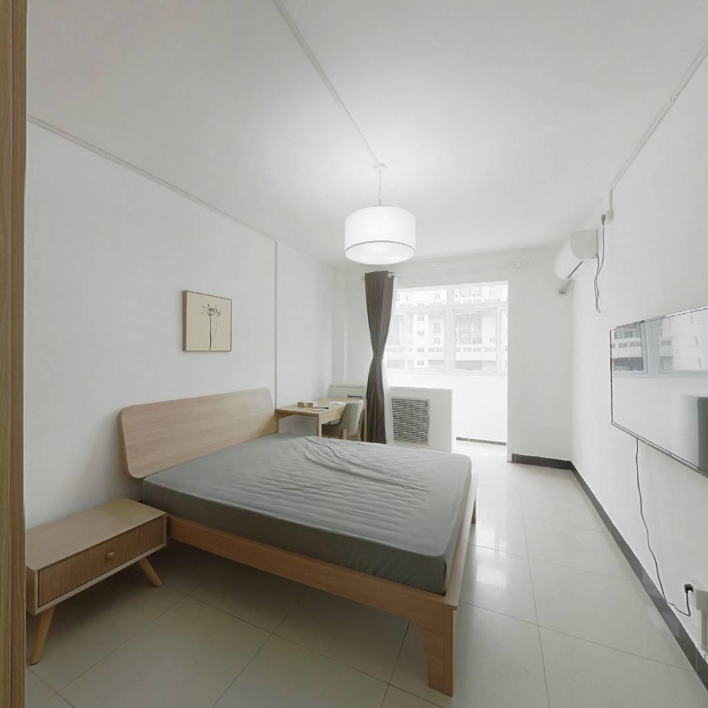 整租·北三环中路46号院 2室1厅 南卧室图