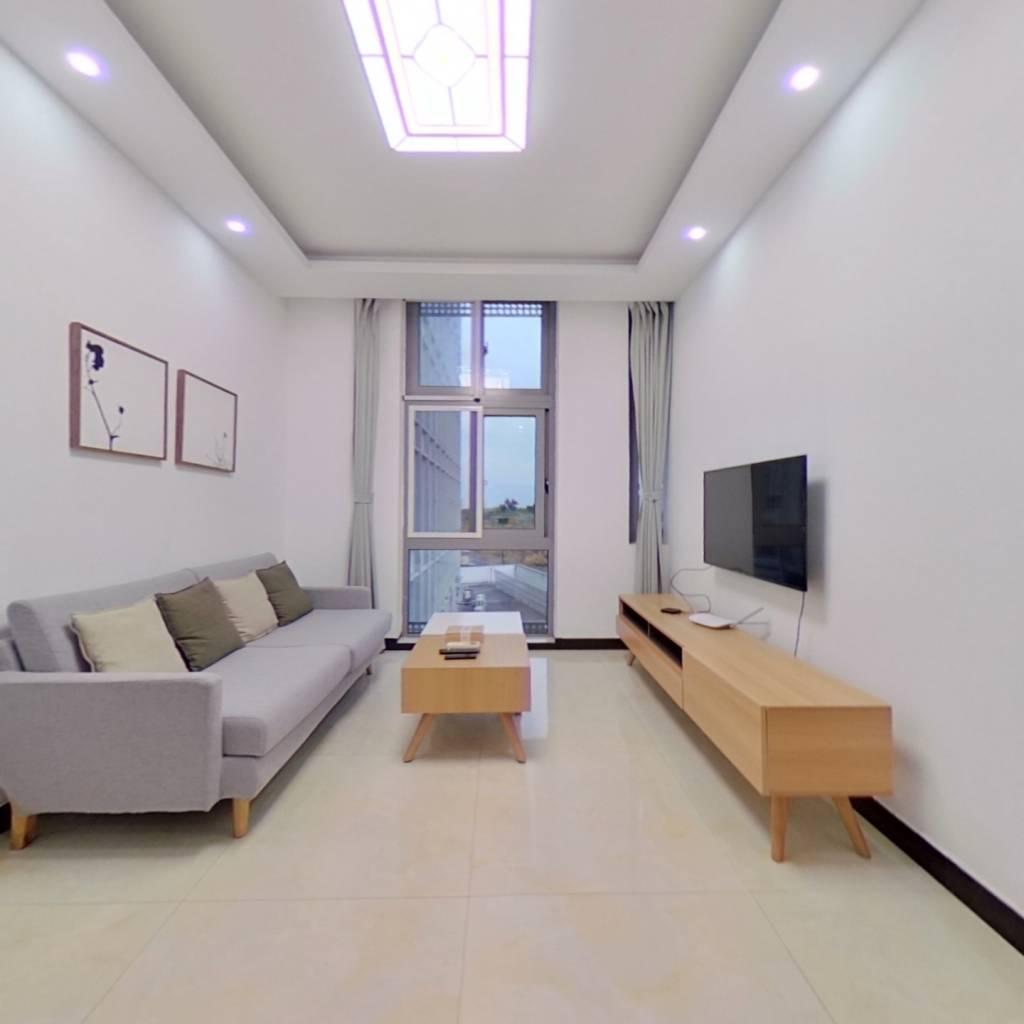 整租·合景理想家 2室1厅 南卧室图