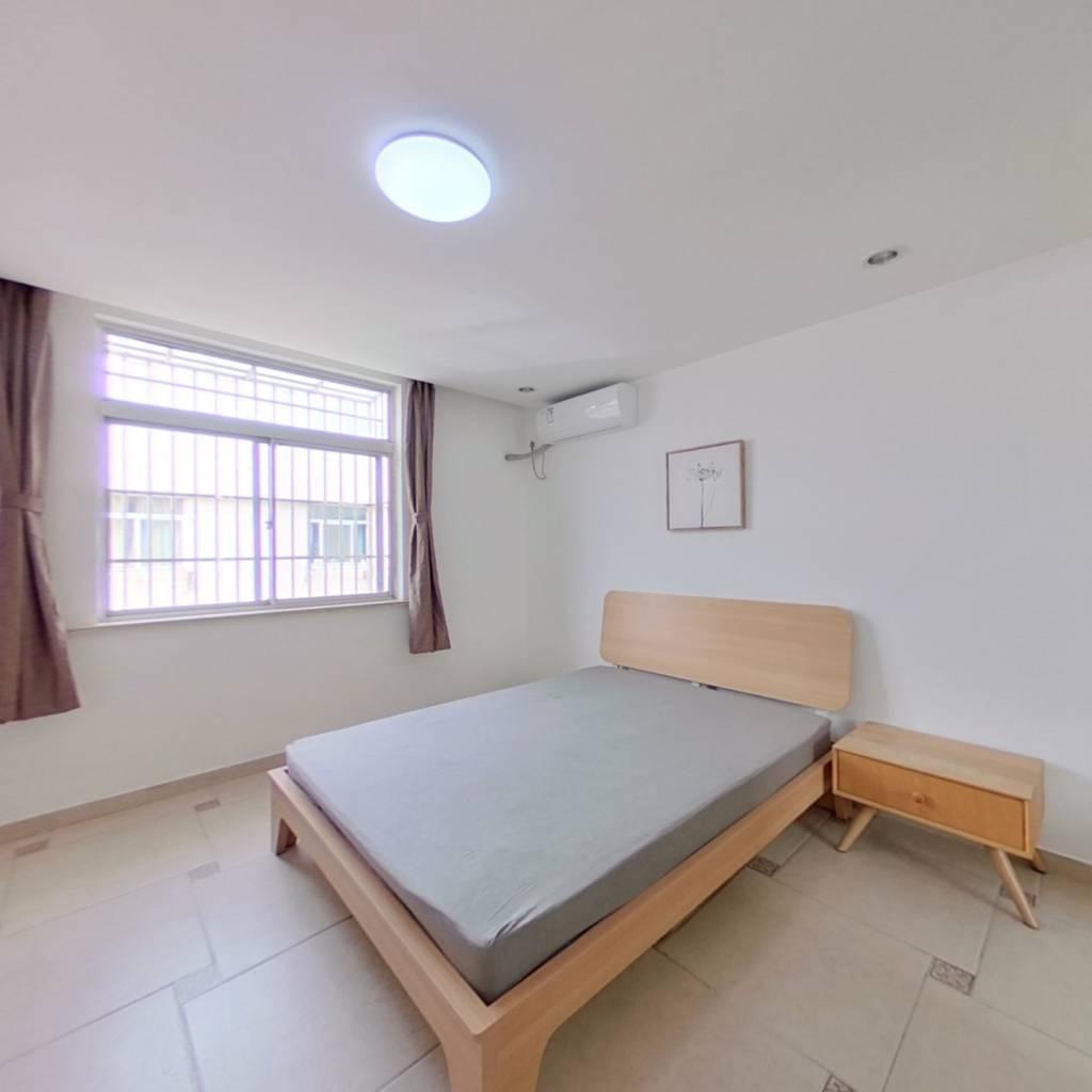 整租·金坤花园 1室1厅 北卧室图