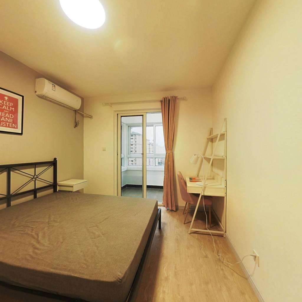 合租·浦江瑞和城 3室1厅 北卧室图
