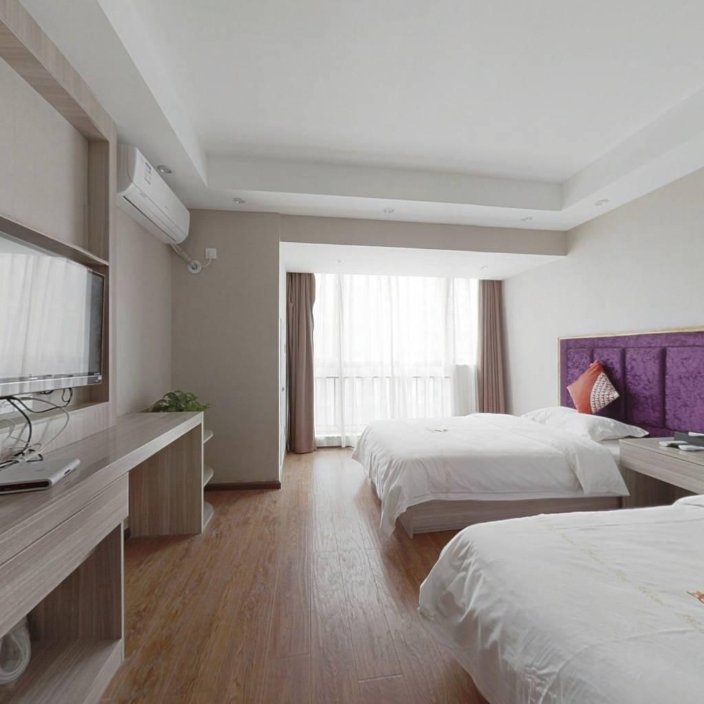 花果园R1区优质公寓,户型方正,采光、通风好!