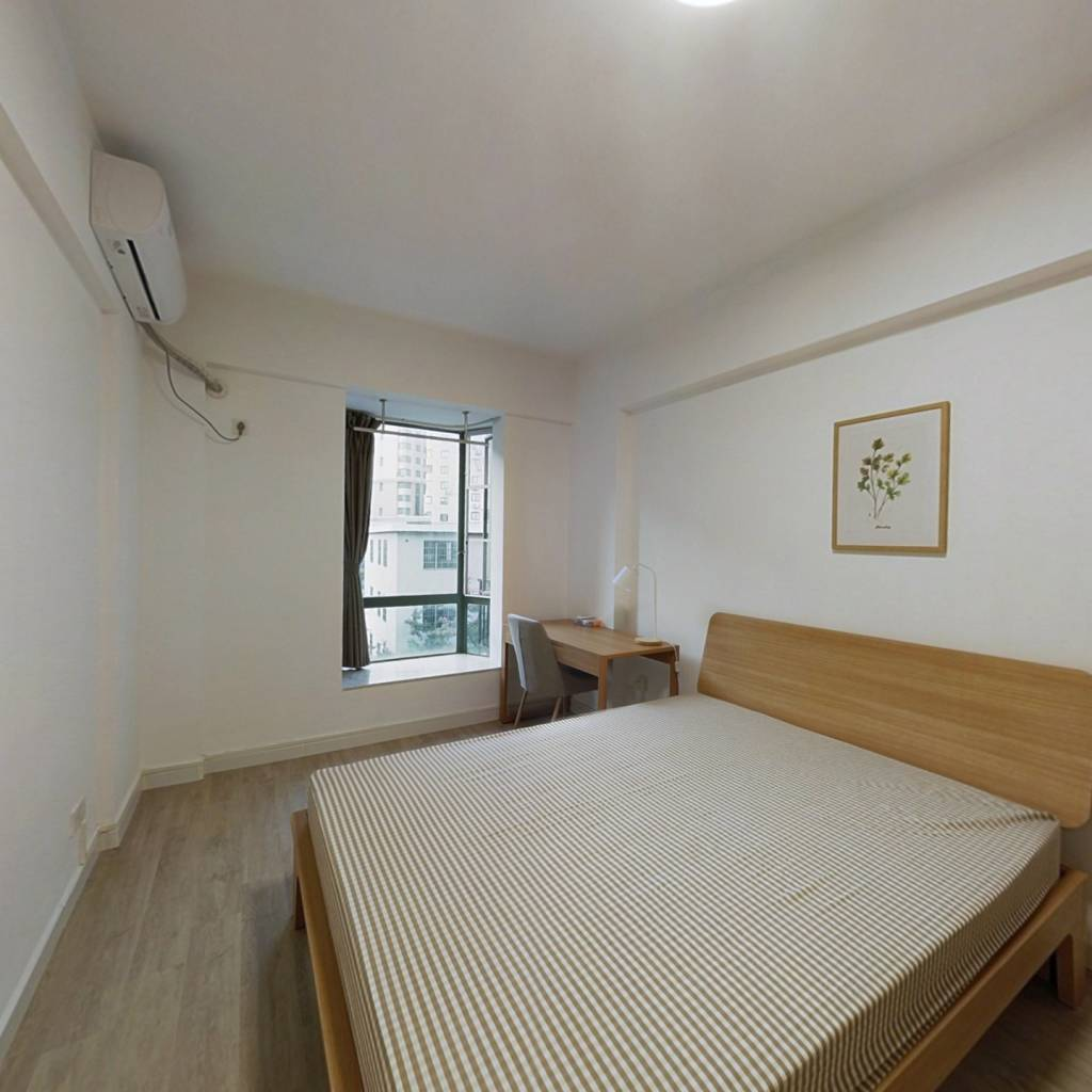 合租·淘金家园二三期 3室1厅 西卧室图