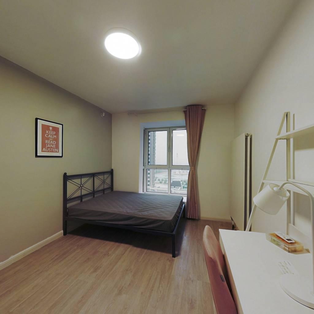 合租·海雅园南区 3室1厅 南卧室图
