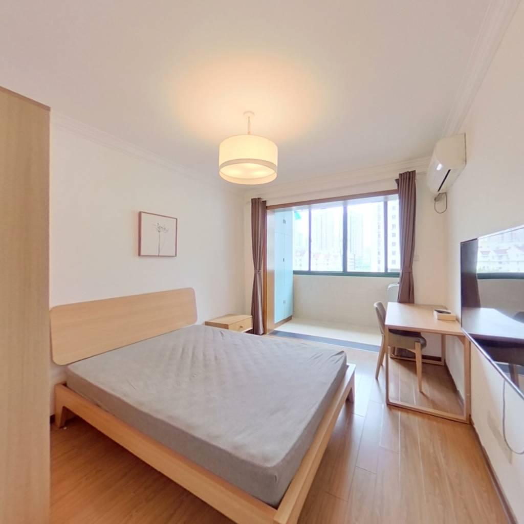 整租·新丰小区 2室1厅 南北卧室图