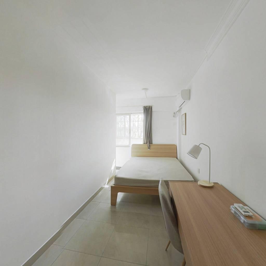 合租·天鹅花苑 3室1厅 东卧室图