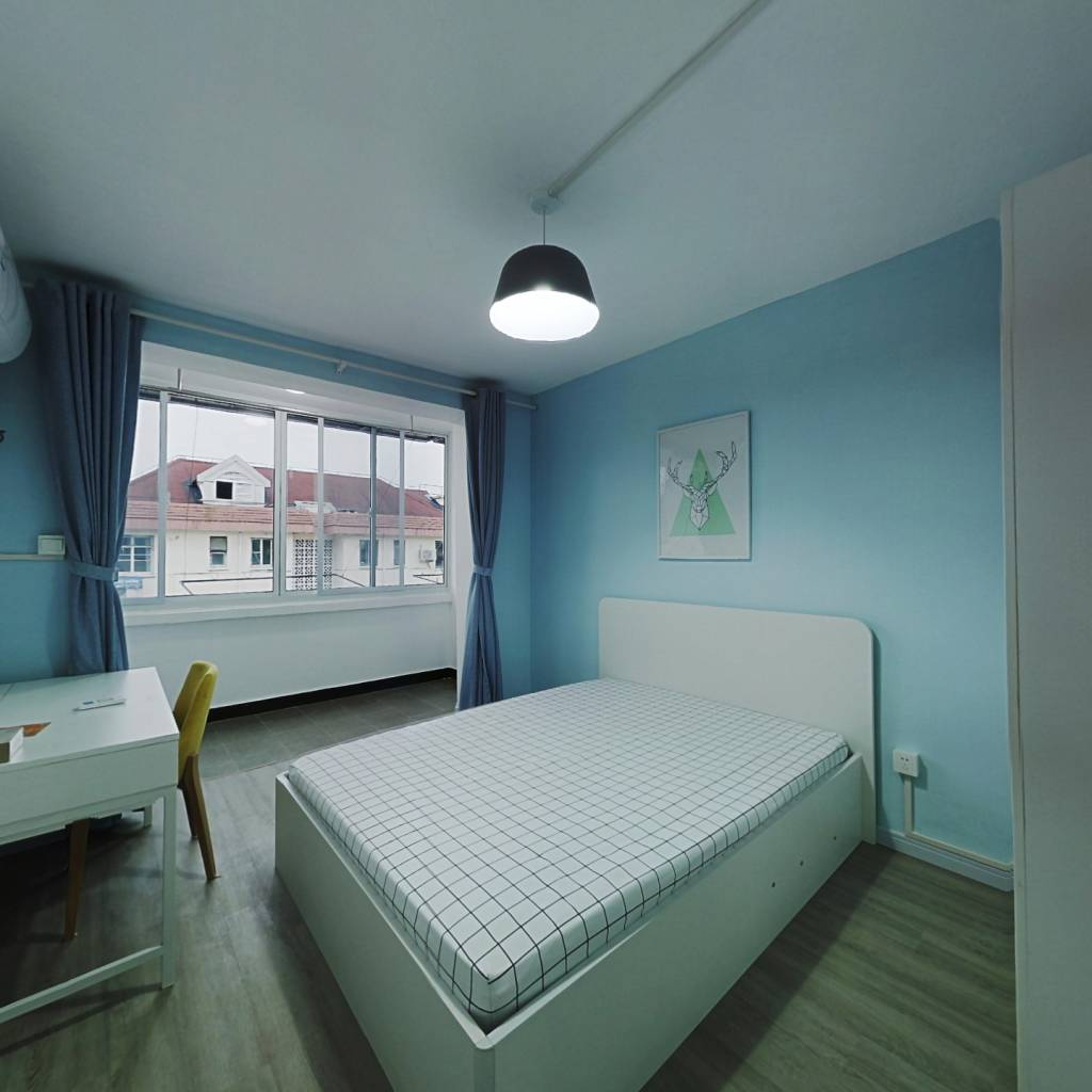整租·凌兆新村(上浦路510弄) 2室1厅 南卧室图