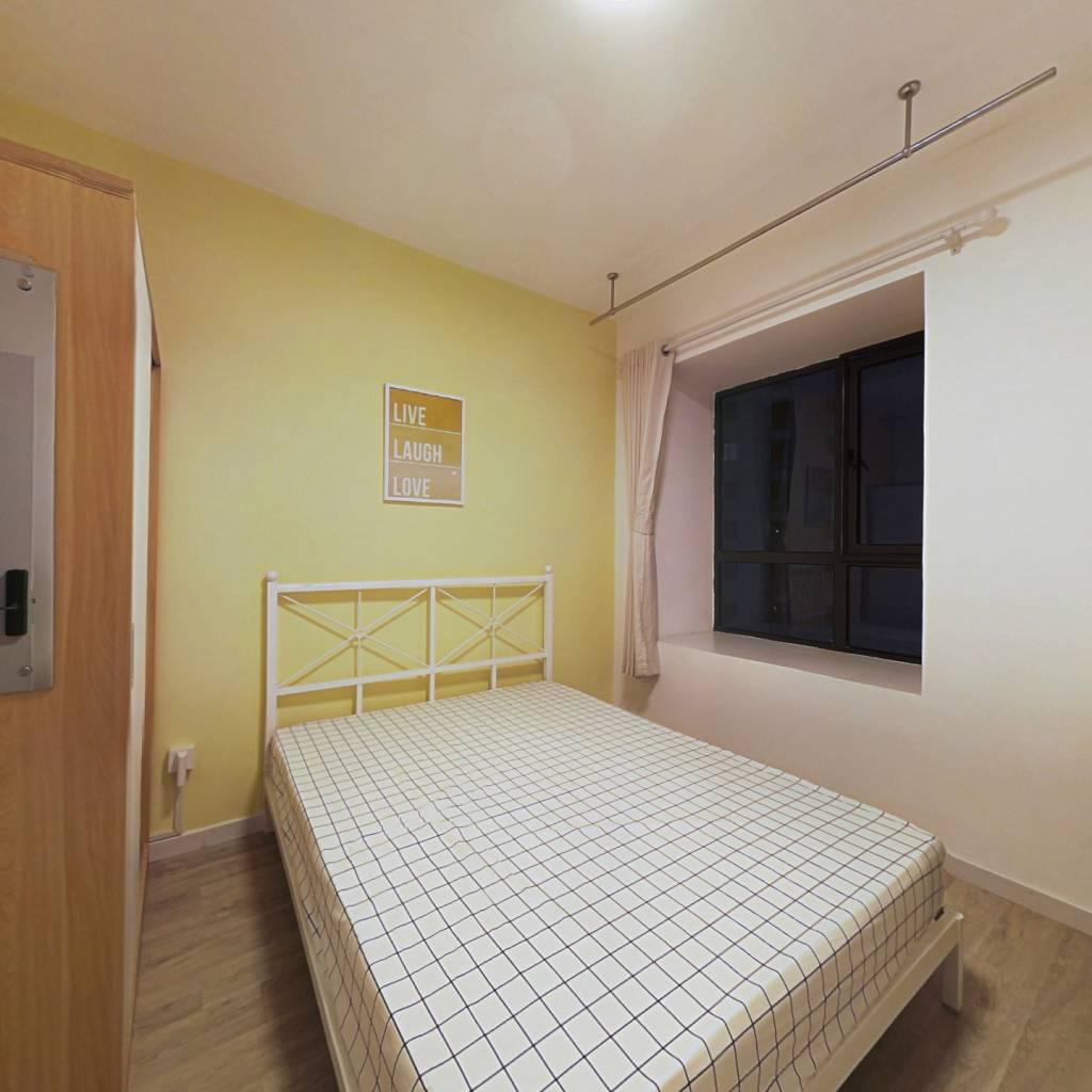 合租·姚家岭新城 3室1厅 南卧室图
