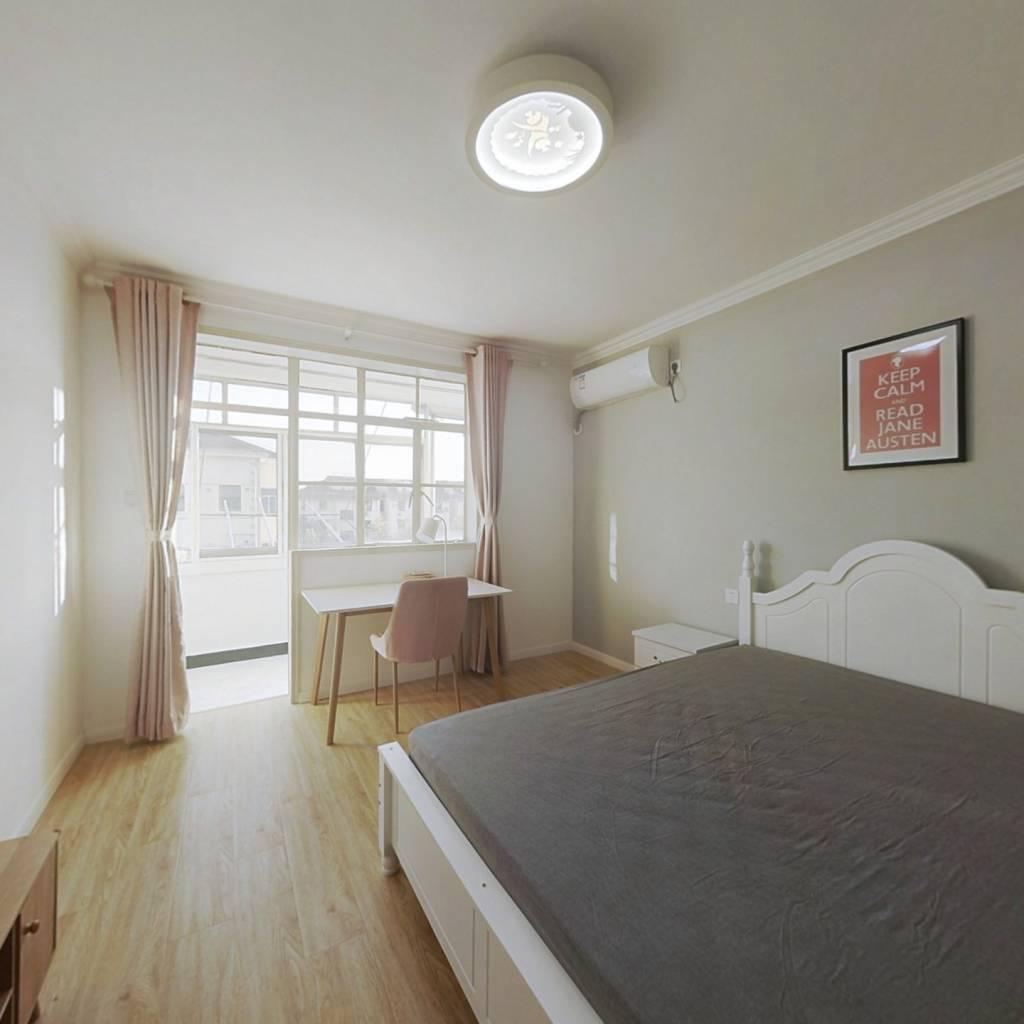 合租·凌兆新村(上浦路565弄) 3室1厅 南卧室图