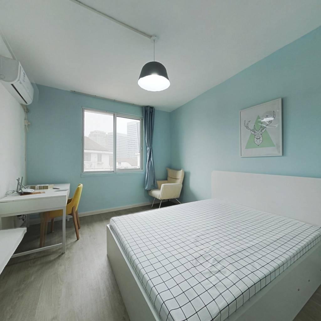 整租·蕃瓜弄小区 1室1厅 南卧室图
