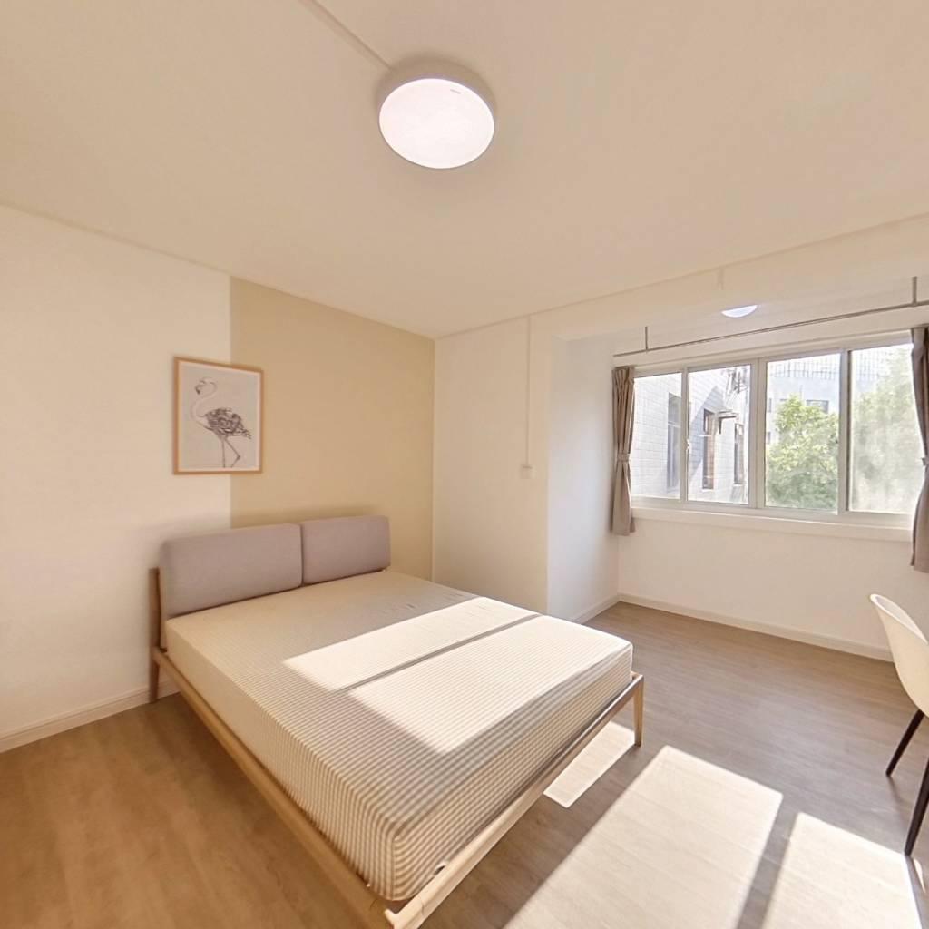 合租·金丽广场 4室1厅 南卧室图