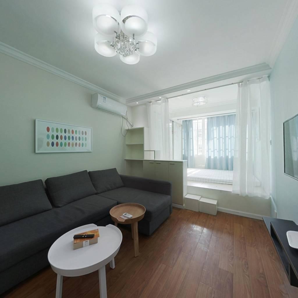 整租·内江路384弄 1室1厅 南卧室图