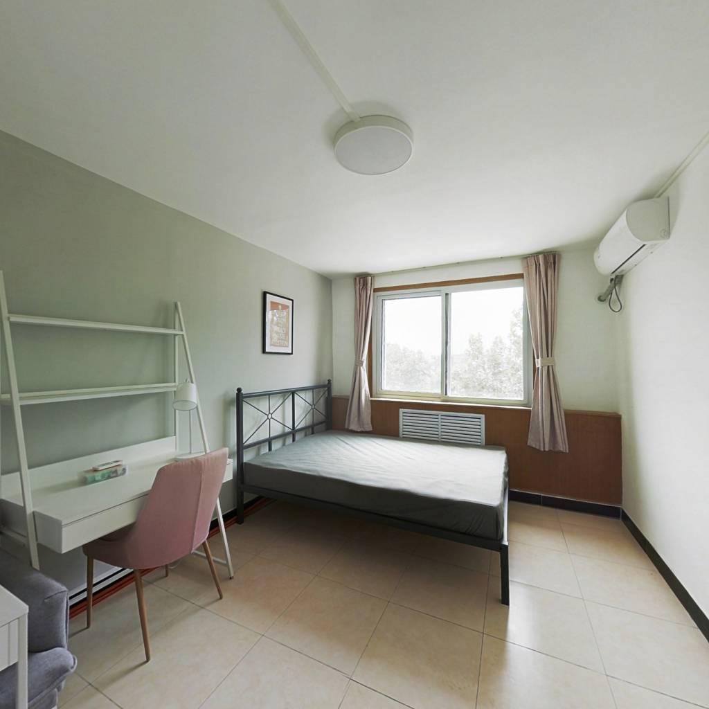 合租·林苑北里 3室1厅 南卧室图