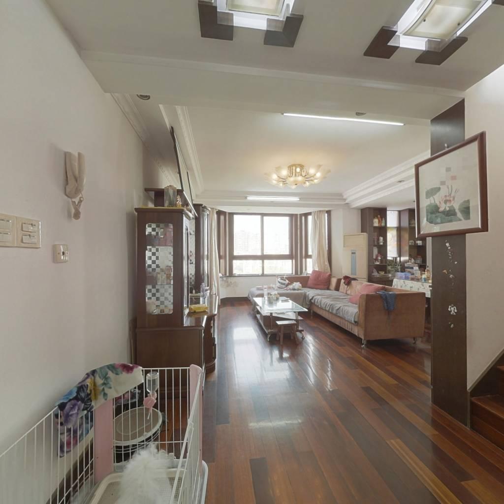 叶城五街坊6复7楼  产证167平 附带大露台 精装修