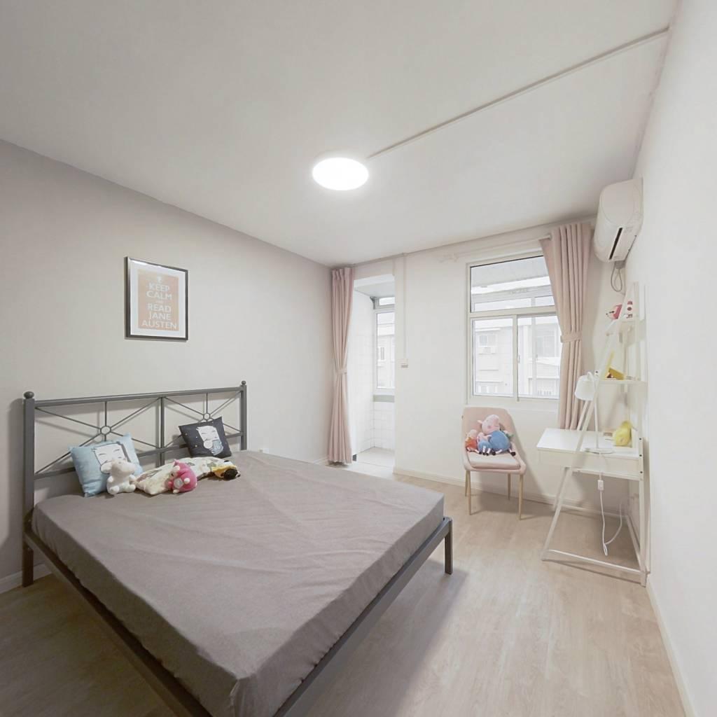 合租·瑞金新村 2室1厅 南卧室图