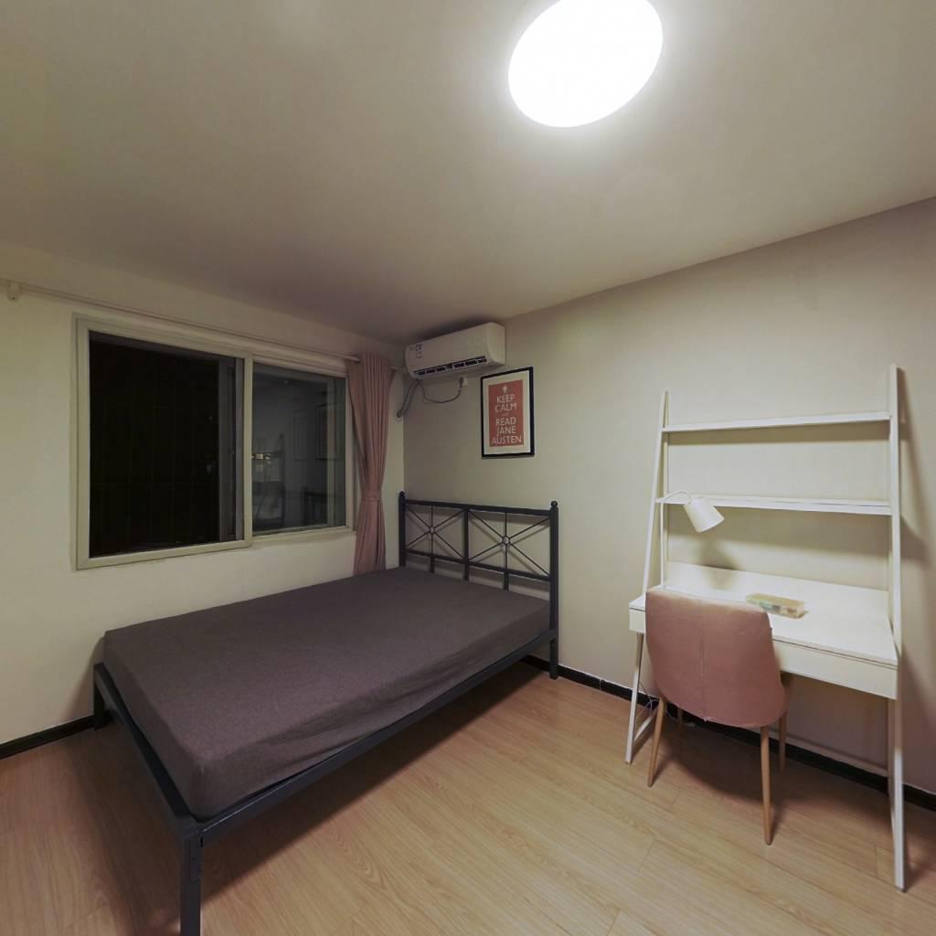 合租·华宁北里 2室1厅 南卧室图