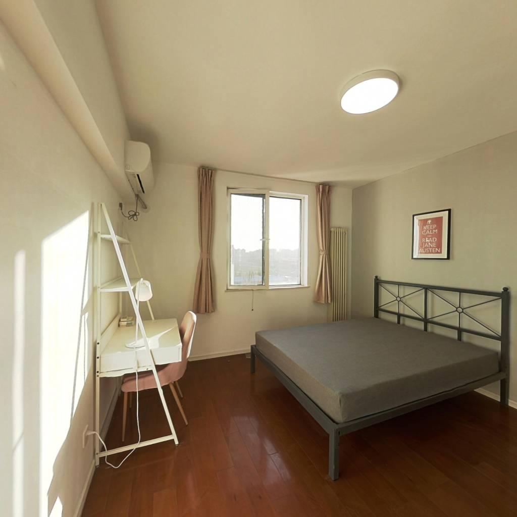 合租·青年汇佳园 4室1厅 北卧室图