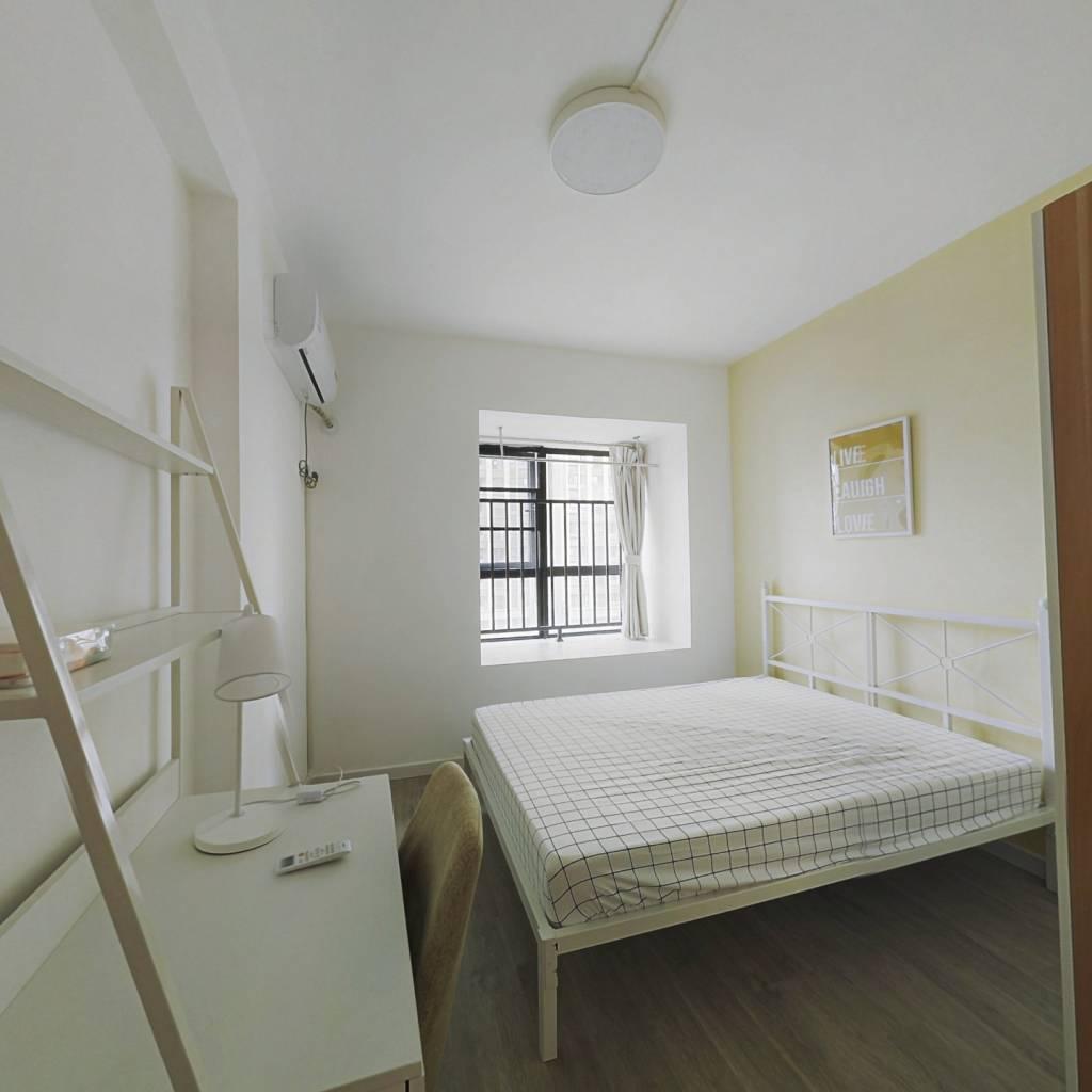 合租·光明上海公馆 3室1厅 南卧室图