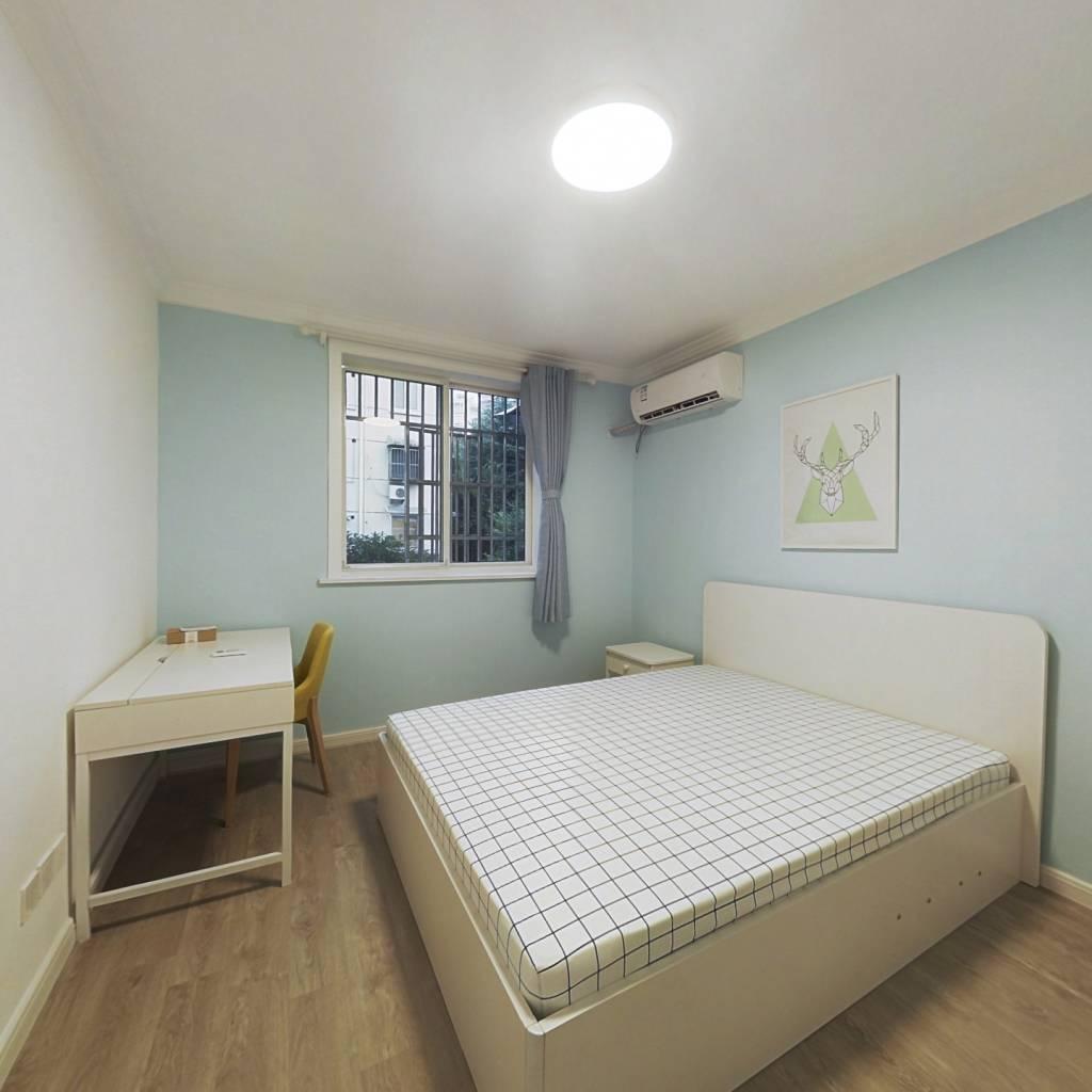 整租·田林十二村 2室1厅 南卧室图
