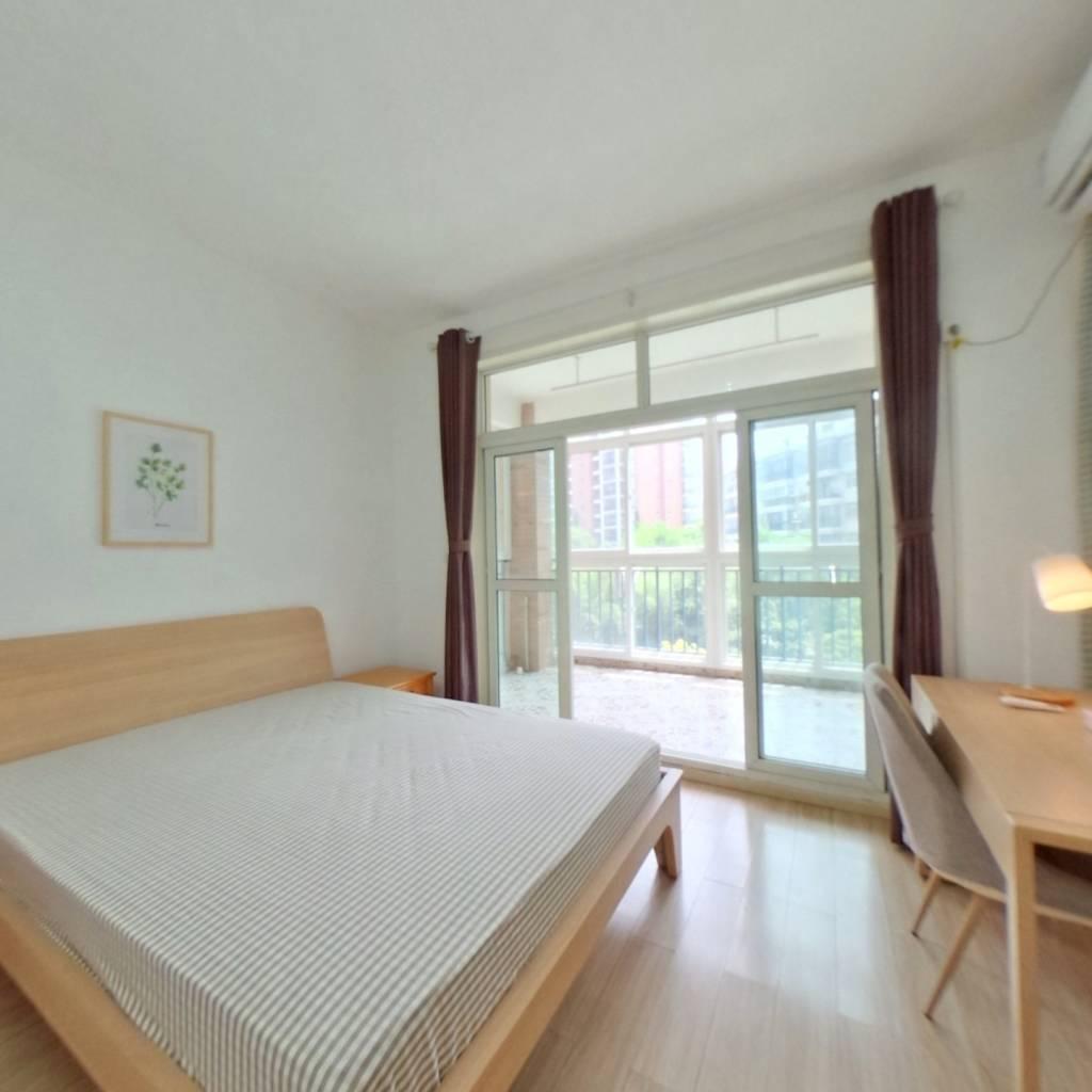 合租·同鑫花园 3室1厅 南卧室图