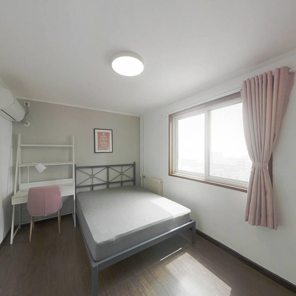 合租·通惠家园 3室1厅 南卧室图