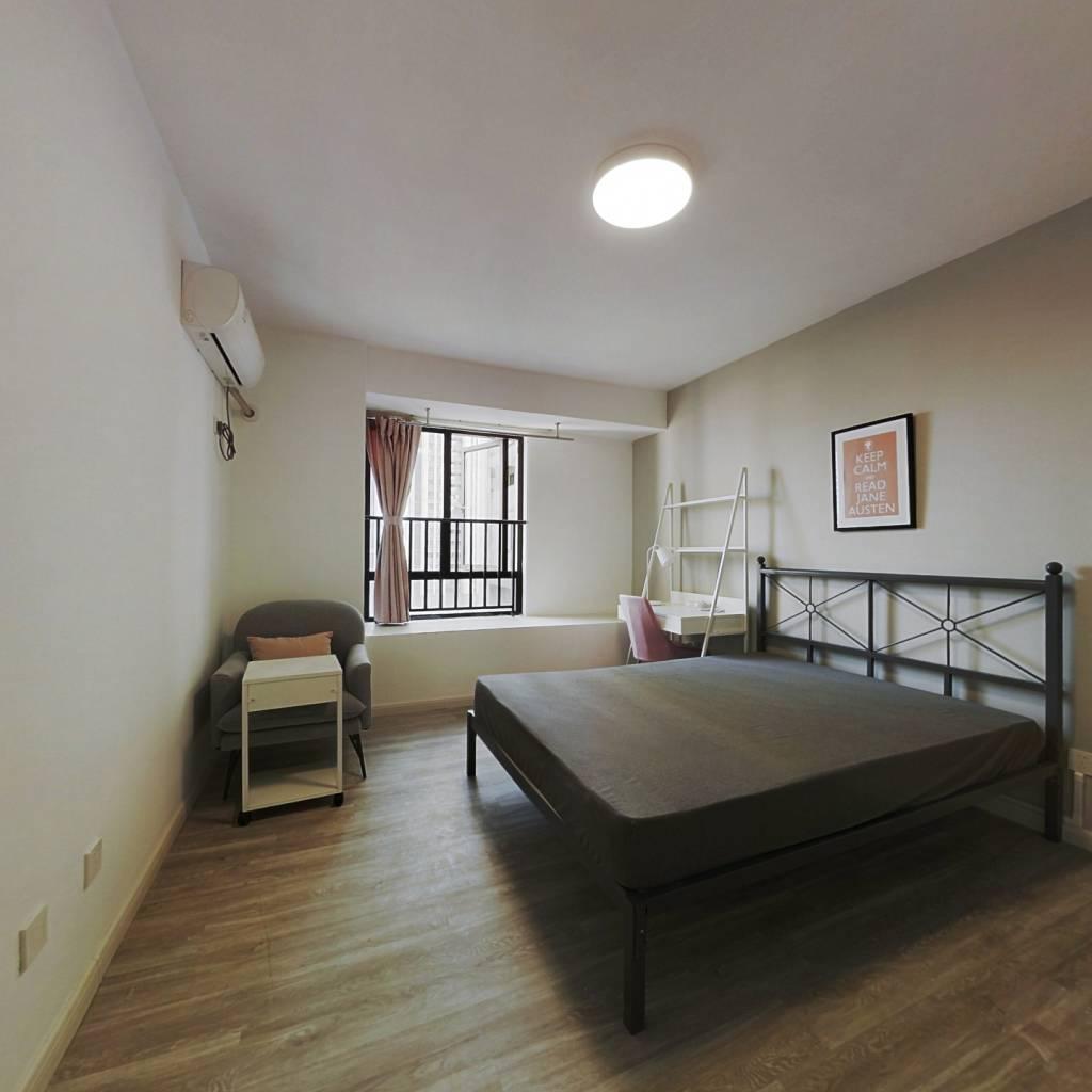 合租·婺江家园三园 5室1厅 西卧室图