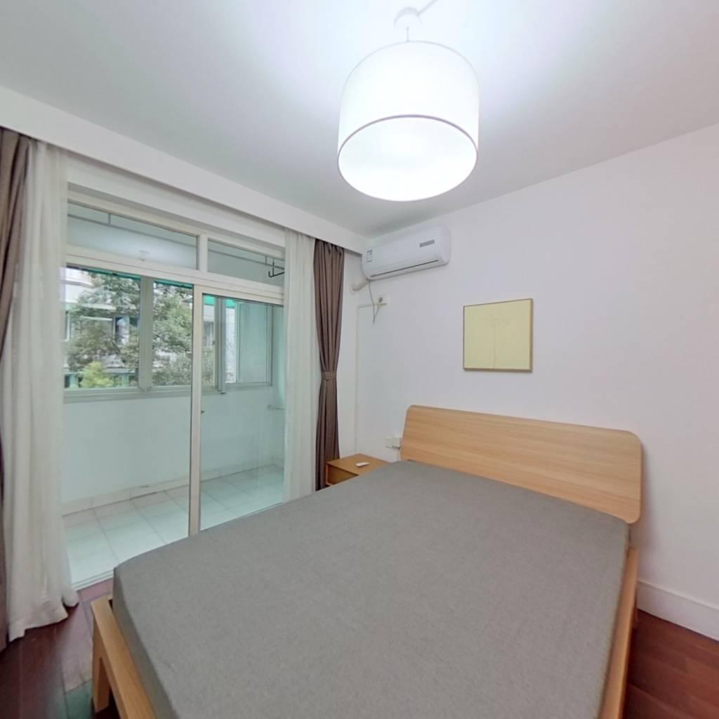 整租·紫花苑 2室1厅 南卧室图