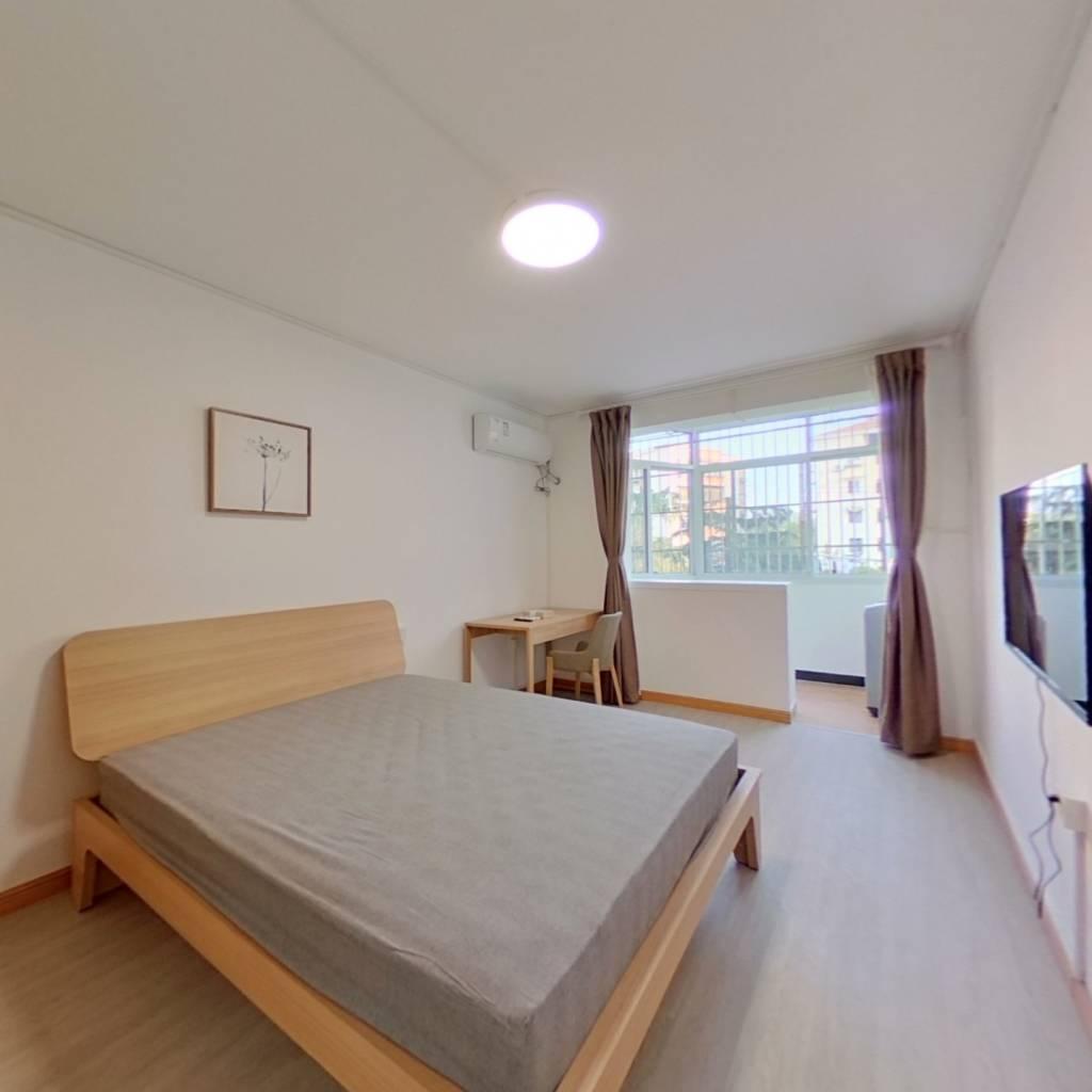 整租·梅陇三村 2室1厅 南卧室图
