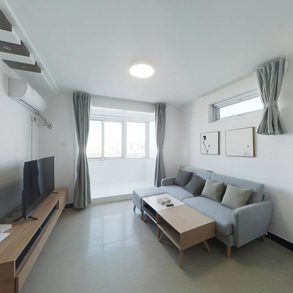 整租·百子湾家园一区 1室1厅 北卧室图