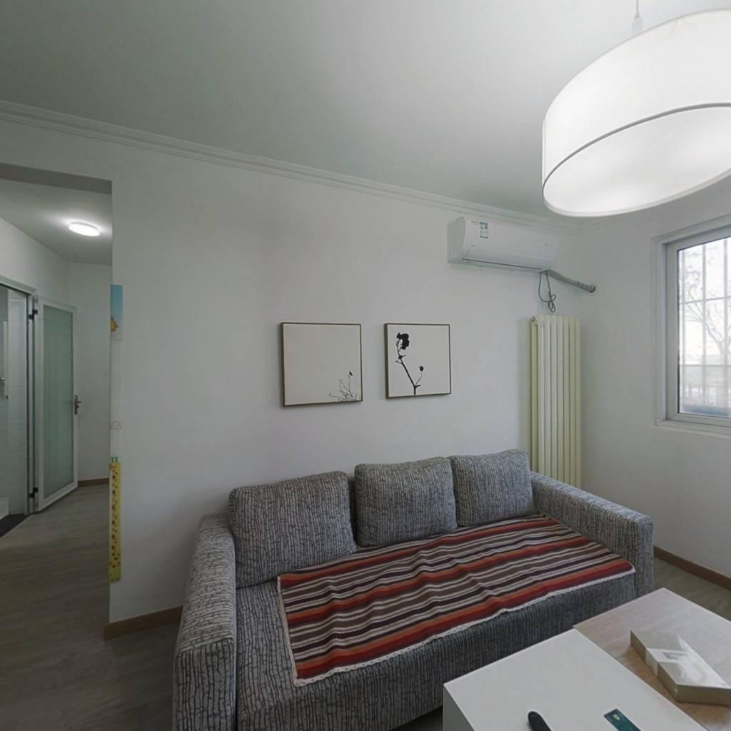 整租·矩阵二期 1室1厅 北卧室图