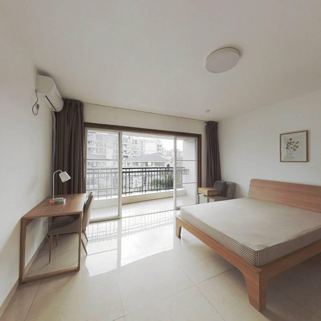 合租·保利花园 4室1厅 东卧室图