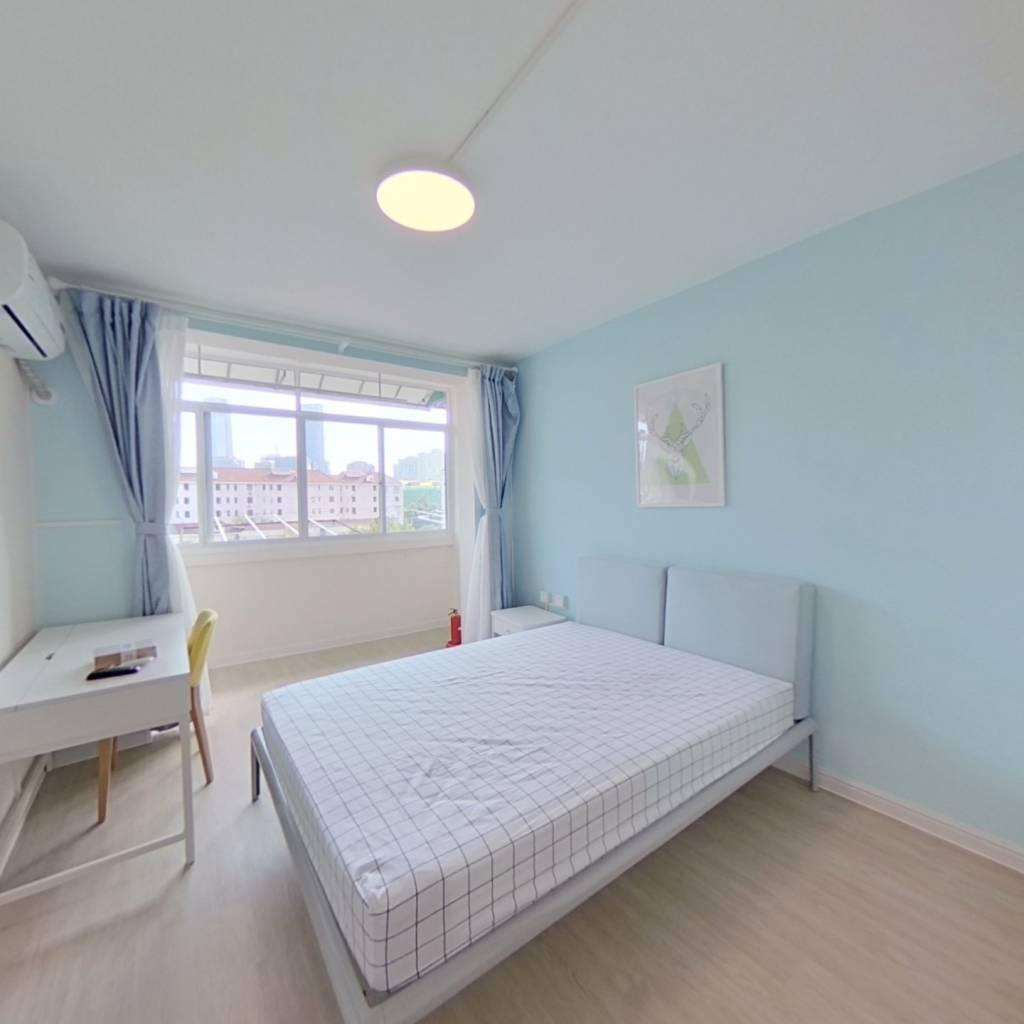整租·周家湾小区 2室1厅 南卧室图
